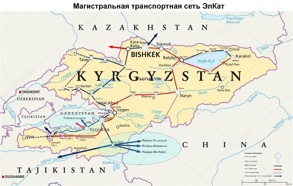 «ЭлКат» о цифровизации КР: От цифрового кольца на Иссык-Куле до доступа в интернет в отдаленных регионах